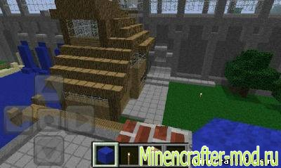 minecraft pocket edition на андроид