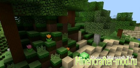 Пакет текстур Frenden's Meringued Cartoon Pack для Minecraft PE  0.12.3