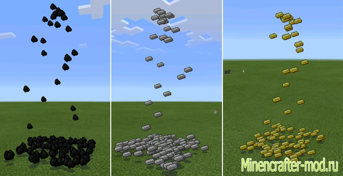Мод The Amazing Lucky Block Mod для Minecraft PE 0.13.0