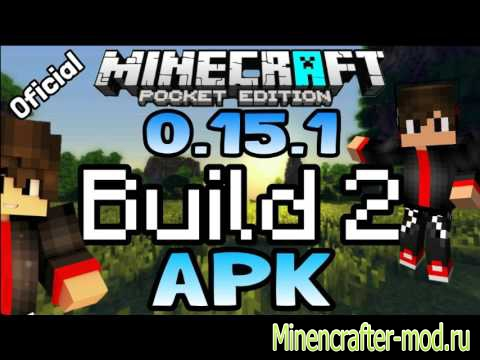 Minecraft Pocket Edition 0.15.1 Build 2