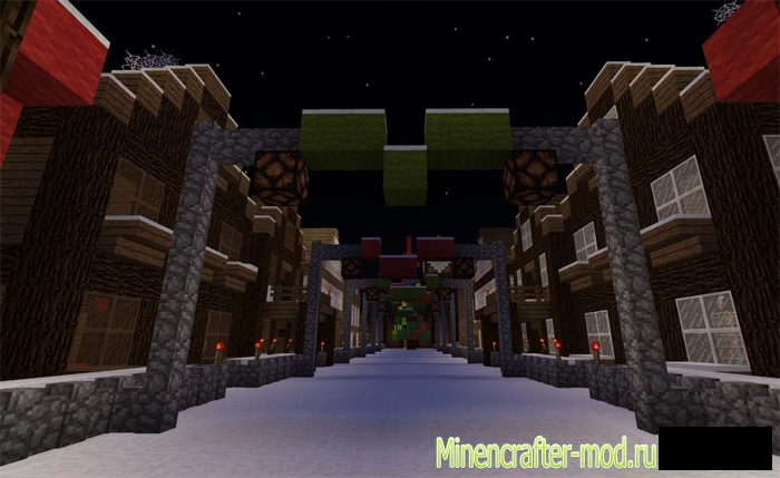 Карта 10 Games at Xmas (Minigame) 1.2.0, 1.2.6